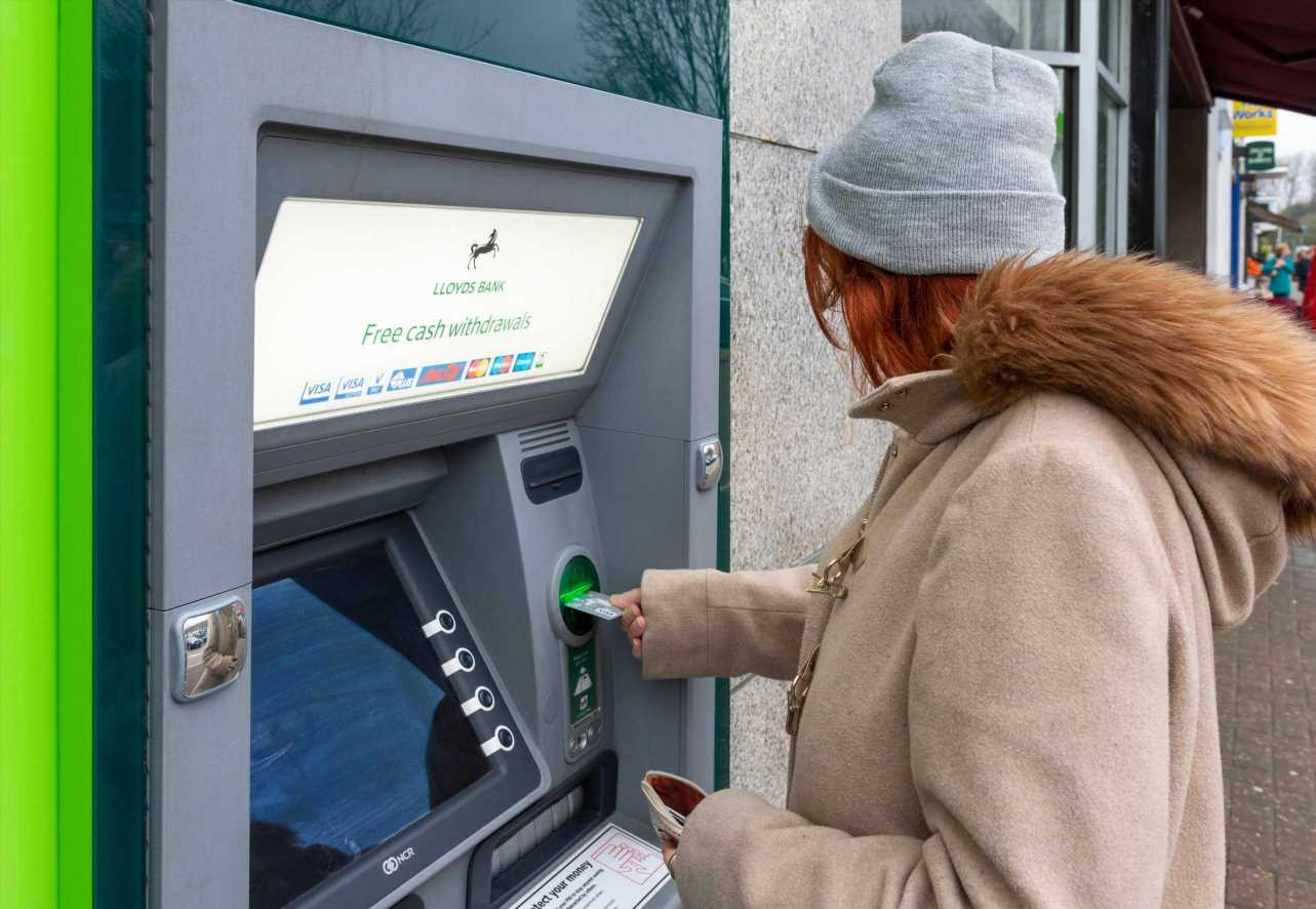 how much can i withdraw from bank of america atm