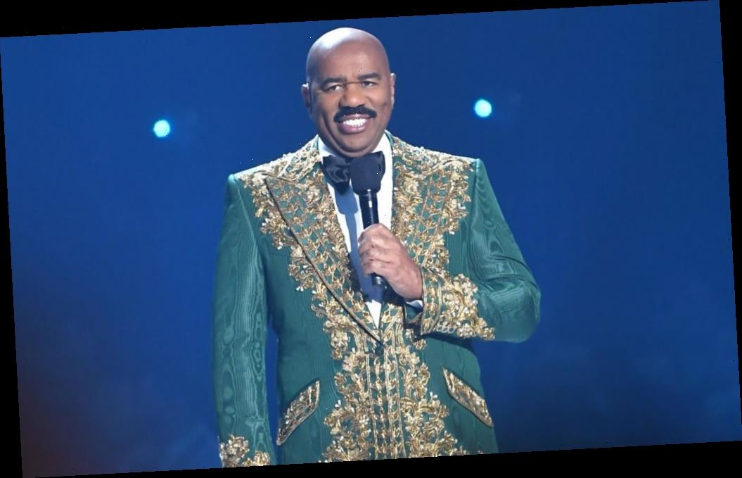 Steve Harvey Show Cancelled 2020.Steve Harvey S Talk Show Is Coming To Facebook Watch In 2020