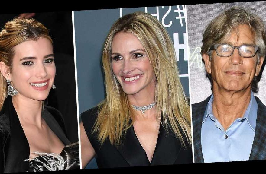 Eric Roberts Loves Seeing Sister Julia Roberts Bond With His Daughter Showcelnews Com