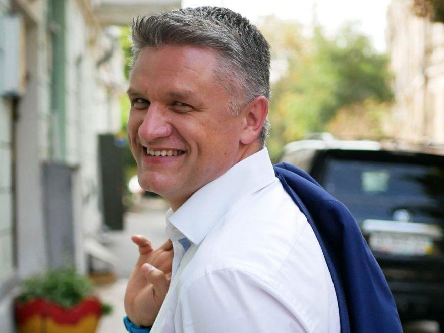 The head of Darnytsia Group Dmytro Shymkiv